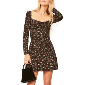 REFORMATION SYDNEY SWEETHEART DRESS